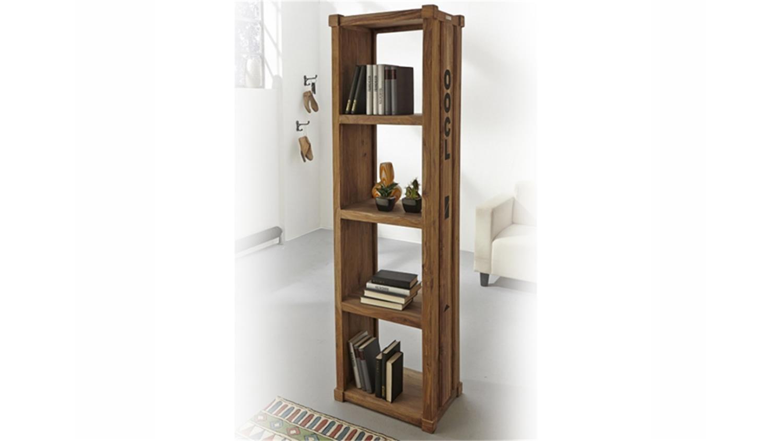 raumteiler 6914 container in massivholz sheesham natur. Black Bedroom Furniture Sets. Home Design Ideas