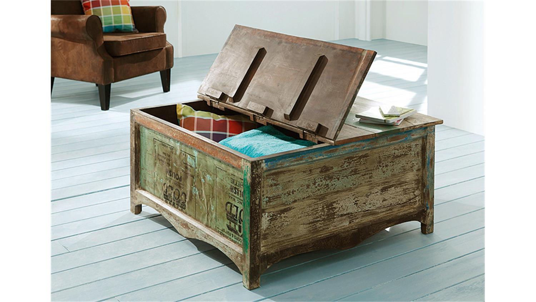 truhe himalaya 3704 old recycled wood von wolf m bel. Black Bedroom Furniture Sets. Home Design Ideas