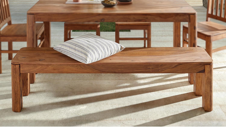 bank boston 7633 aus sheesham massivholz von wolf m bel. Black Bedroom Furniture Sets. Home Design Ideas