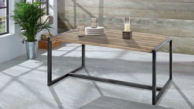 tisch puerto 4676 esstisch akazie massiv hela von wolf. Black Bedroom Furniture Sets. Home Design Ideas