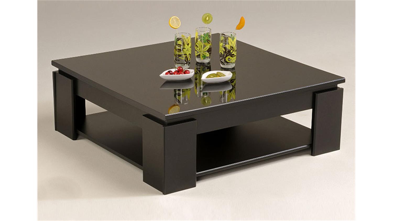 Couchtisch vera ii tisch oberplatte in schwarz hochglanz for Couchtisch schwarz hochglanz