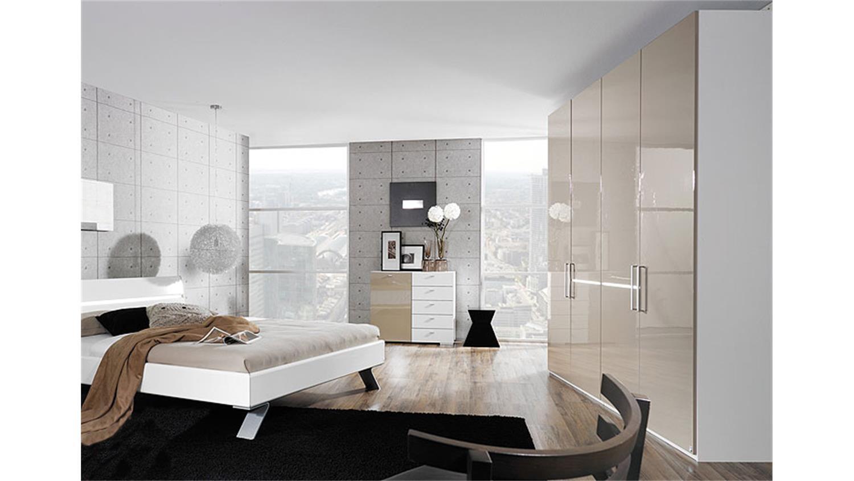 kleiderschrank wei hochglanz mit spiegel. Black Bedroom Furniture Sets. Home Design Ideas