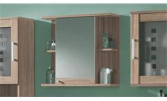 Spiegelschrank Pontos Badezimmer Bad Schrank Badmöbel Spiegel in Sonoma