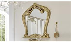 Wandspiegel CLAUDIA Spiegel in gold Garderobenspiegel im Barock Stil Antik