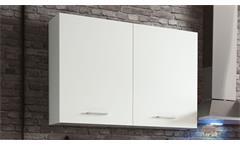 Hängeschrank Wandschrank weiß matt Küche Küchenschrank Wow