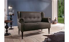k chensofa moro 2er speisesofa polsterm bel in braun. Black Bedroom Furniture Sets. Home Design Ideas