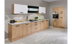 Brigitte Einbauküche Küchenzeile inkl. E-Geräte 1505