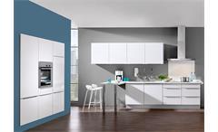 Brigitte Einbauküche Küchenzeile  inkl. E-Geräte 033