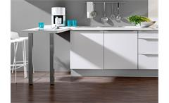 Brigitte Küche Einbauküche Küchenzeile inkl. E-Geräte mit vielen Farben 033