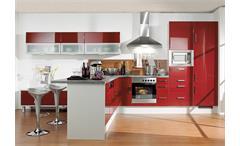 Brigitte Einbauküche L-Küche  inkl. E-Geräte 606