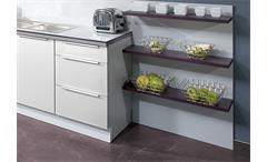 Brigitte Küche Einbauküche Küchenzeile inkl. E-Geräte mit vielen Farben 974