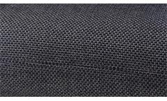 Sofa Choice 2-Sitzer in Stoff dunkelgrau inkl. Federkern Nosagfederung 182 cm
