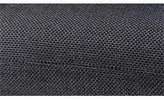 Garnitur 3-2 Choice Polstergarnitur Stoff dunkelgrau mit Federkern Nosagfederung