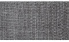 Sofa Preston 2-Sitzer Couch Polstersofa Stoff stone grau mit Federkern 156 cm