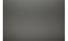 Ecksofa Lazy Eckgarnitur Bezug in elephant grau inkl. Nosagfederung 286x240 cm