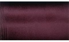 Sofa Sixty 3-Sitzer Couch Bezug Velour Stoff purple Gestell Chrom Länge 225 cm