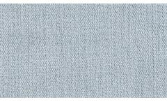 Sofa Big Apple 3-Sitzer Couch Stoff light blue grau Gestell Buche natur 240 cm