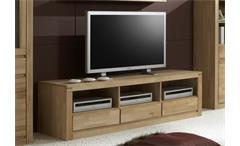 TV-Kommode Delft 6208 Wohnzimmer TV-Board in Kernbuche massiv geölt