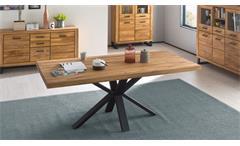 Esstisch Eastbourne Tisch Küchentisch Massivholztisch Eiche geölt 200x100
