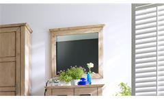 Spiegel Wandspiegel Garderobe Valencia Akazie massiv