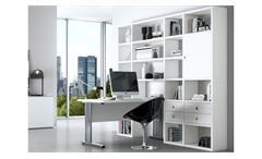 Büro Set TORO 70 System weiß matt lackiert