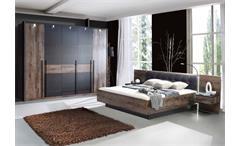 Schlafzimmerset 1 Bellevue Schlafzimmer Schwarzeiche und Schlammeiche