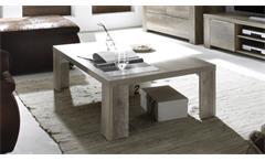 Couchtisch Calpe Tisch Wohnzimmertisch Beistelltisch in Sandeiche 120x75 cm