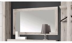 Spiegel Wandspiegel Flurspiegel Garderobenspiegel Attrus Sandeiche Flur Diele