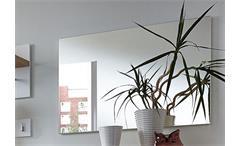 Wandspiegel 1 TOP Spiegel weiß Dekor Touchwood Oberfläche