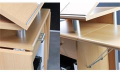 Stehpult 0469 Rednerpult Schreibpult Lesepult Pult Stehtisch in Buche Germania