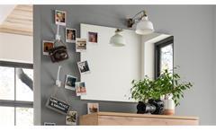 Spiegel TOPIX Wandspiegel in Navarra Eiche von Germania 87x60 cm
