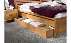 Bettkasten FYNN in Erle teilmassiv passend für Ihr Kojenbett