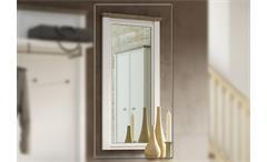 Spiegel CHATEAU weiß und San Remo Eiche 76