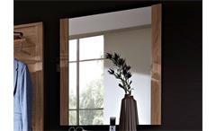 Spiegel Garderobe GO Wandspiegel in Eiche Sonoma