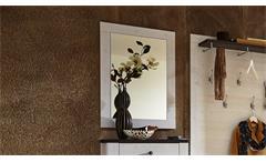 Spiegel Antwerpen Wandspiegel Garderobenspiegel in Lärche 65x90 cm