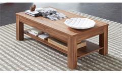Couchtisch Banko Wohnzimmertisch Beistelltisch Tisch Tischsystem in Akazie 120