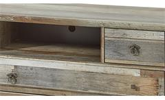 TV-Unterteil Bonanza Lowboard Kommode Driftwood B 164 cm