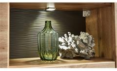 Sideboard Frisko Kommode Wohnzimmermöbel Eiche Altholz mit LED
