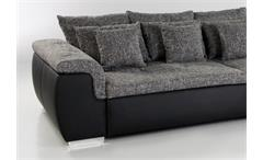 BIG SOFA BIG POINT SOFA SCHWARZ WEBSTOFF ANTHRAZIT