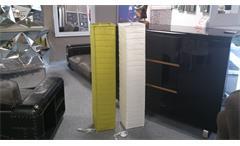 Stehleuchte Papierschirm grün Stehlampe für Leuchtmittel 2x E27