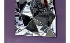 SPIEGEL PRISMA WANDSPIEGEL DESIGNERSPIEGEL VON KARE DESIGN 105x140