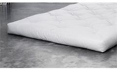 Futon Matratze Comfort Futonmatratze Schlafmatte Baumwolle natur 140x200 Karup