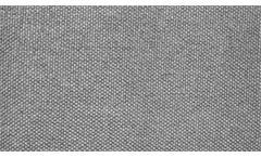 Wohnlandschaft Orion Ecksofa in Stoff grau mit Nosagfederung und Relaxfunktion