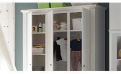 Babyzimmer Dandy 5-teilig Baby Kinderzimmer Erstausstattung Anderson Pine weiß