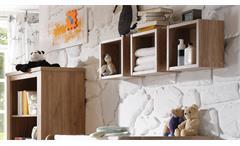 Babyzimmer Granny 5-tlg. Kinderzimmer Erstausstattung Stirling Oak Anderson Pine