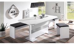 Tisch Table Dance B4 Esstisch Esszimmer Anderson Pine Kiefer ausziehbar 160-210