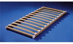 Lattenrahmen HR 500 Lattenrost Holzrahmen natur 12 Federholzleisten 90x200 cm