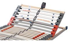 Lattenrost Lattenrahmen 90x200 Lifestyle 200 verstellbar Härtegrad Komfortzonen
