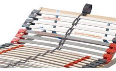 Lattenrost Lattenrahmen 140x200 Lifestyle 200 verstellbar Härtegrad Komfortzonen