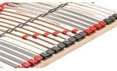 Lattenrost Lattenrahmen 90x200 Lifestyle 100  Komfortzone Härtegradverstellung